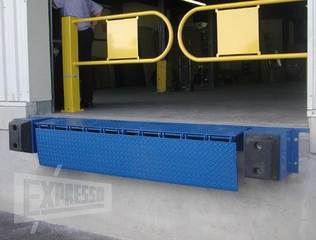 Mechanical Edge Of Dock Leveler